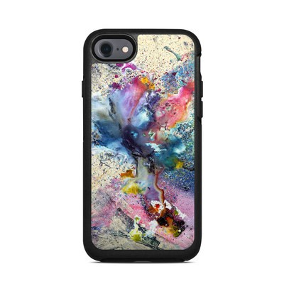 OtterBox Symmetry iPhone 7 Case Skin - Cosmic Flower