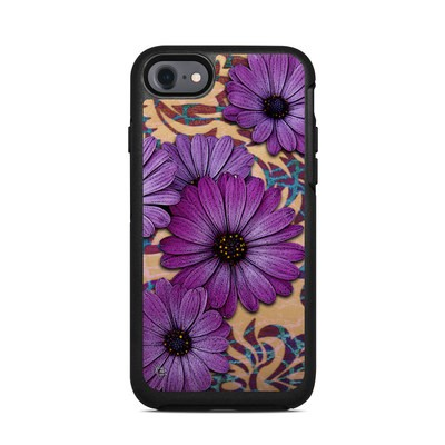 OtterBox Symmetry iPhone 7 Case Skin - Daisy Damask