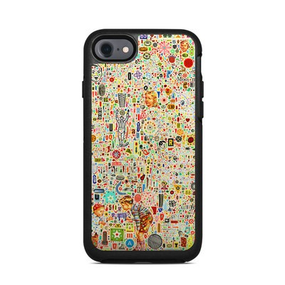 OtterBox Symmetry iPhone 7 Case Skin - Effloresce