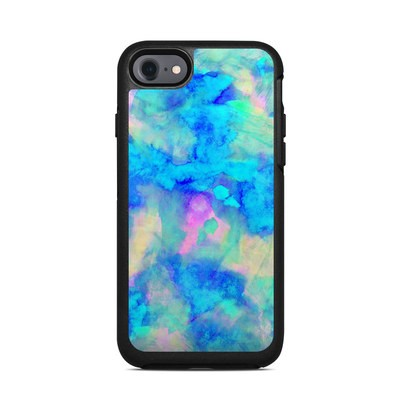 OtterBox Symmetry iPhone 7 Case Skin - Electrify Ice Blue