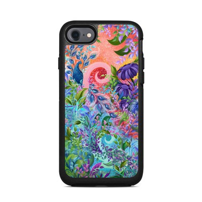 OtterBox Symmetry iPhone 7 Case Skin - Fantasy Garden