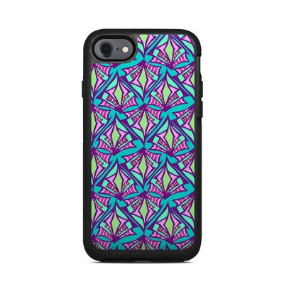 OtterBox Symmetry iPhone 7 Case Skin - Fly Away Teal
