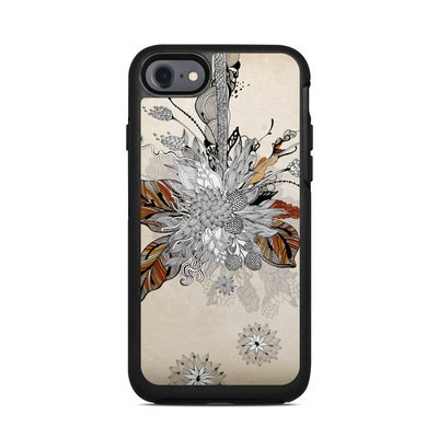 OtterBox Symmetry iPhone 7 Case Skin - Fall Floral
