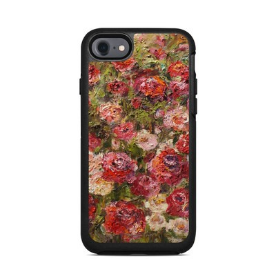 OtterBox Symmetry iPhone 7 Case Skin - Fleurs Sauvages