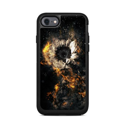 OtterBox Symmetry iPhone 7 Case Skin - Flower Fury