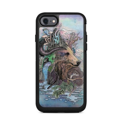 OtterBox Symmetry iPhone 7 Case Skin - Forest Warden