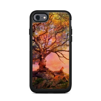 OtterBox Symmetry iPhone 7 Case Skin - Fox Sunset