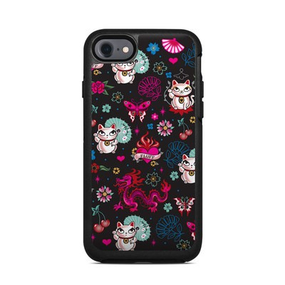 OtterBox Symmetry iPhone 7 Case Skin - Geisha Kitty