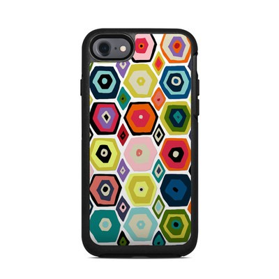 OtterBox Symmetry iPhone 7 Case Skin - Hex Diamond
