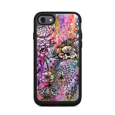 OtterBox Symmetry iPhone 7 Case Skin - Hot House Flowers