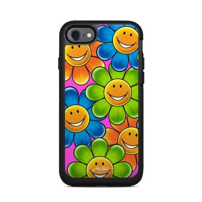 OtterBox Symmetry iPhone 7 Case Skin - Happy Daisies