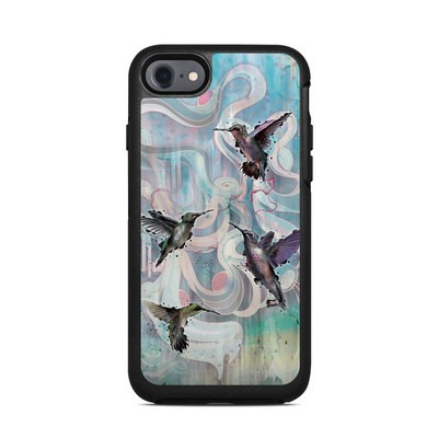 OtterBox Symmetry iPhone 7 Case Skin - Hummingbirds