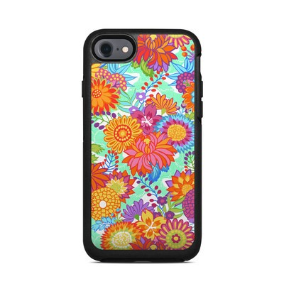OtterBox Symmetry iPhone 7 Case Skin - Jubilee Blooms
