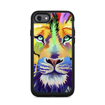 OtterBox Symmetry iPhone 7 Case Skin - King of Technicolor