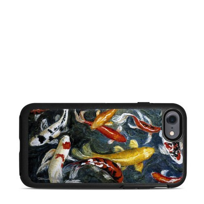 OtterBox Symmetry iPhone 7 Case Skin - Koi's Happiness