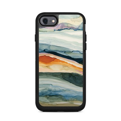 OtterBox Symmetry iPhone 7 Case Skin - Layered Earth