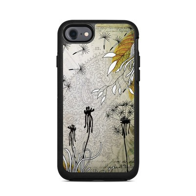OtterBox Symmetry iPhone 7 Case Skin - Little Dandelion