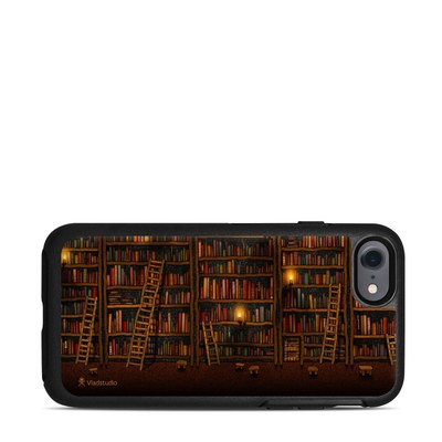 OtterBox Symmetry iPhone 7 Case Skin - Library