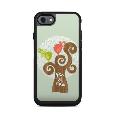 OtterBox Symmetry iPhone 7 Case Skin - Two Little Birds