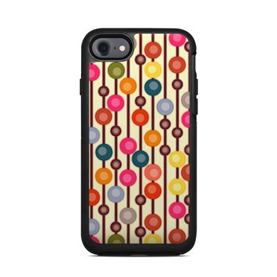 OtterBox Symmetry iPhone 7 Case Skin - Mocha Chocca