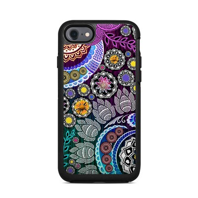 OtterBox Symmetry iPhone 7 Case Skin - Mehndi Garden