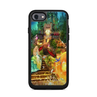 OtterBox Symmetry iPhone 7 Case Skin - Midnight Fairytale
