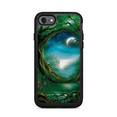 OtterBox Symmetry iPhone 7 Case Skin - Moon Tree