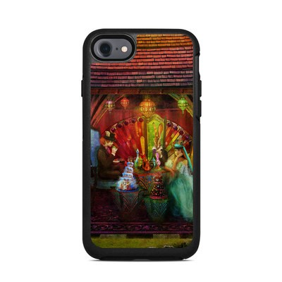 OtterBox Symmetry iPhone 7 Case Skin - A Mad Tea Party