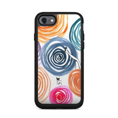 OtterBox Symmetry iPhone 7 Case Skin - New Circle