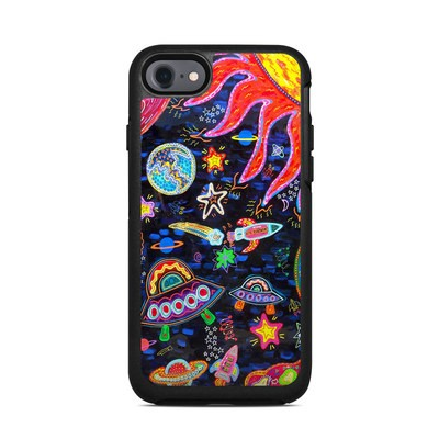 OtterBox Symmetry iPhone 7 Case Skin - Out to Space