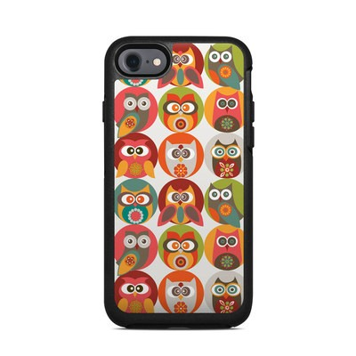OtterBox Symmetry iPhone 7 Case Skin - Owls Family