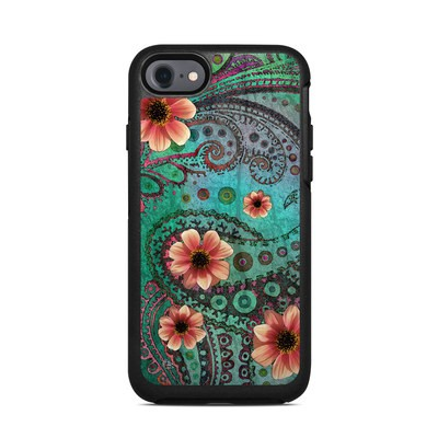 OtterBox Symmetry iPhone 7 Case Skin - Paisley Paradise