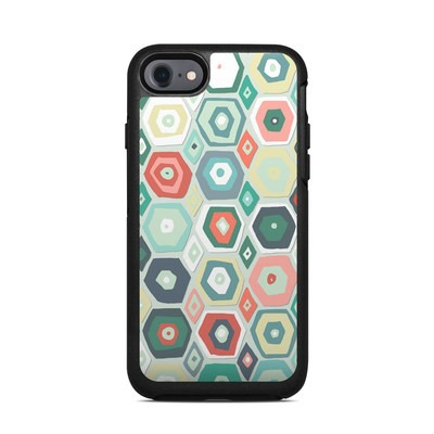 OtterBox Symmetry iPhone 7 Case Skin - Pastel Diamond