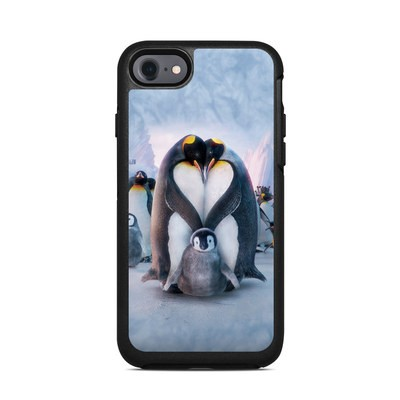 OtterBox Symmetry iPhone 7 Case Skin - Penguin Heart