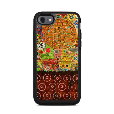 OtterBox Symmetry iPhone 7 Case Skin - Percolations