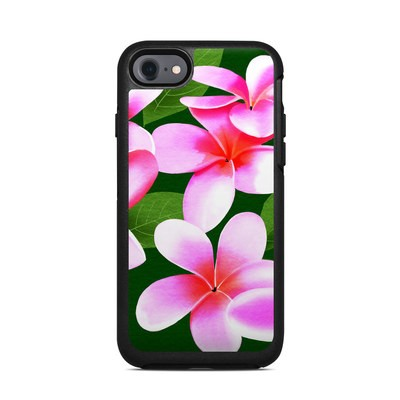 OtterBox Symmetry iPhone 7 Case Skin - Pink Plumerias