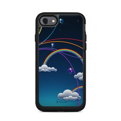 OtterBox Symmetry iPhone 7 Case Skin - Rainbows