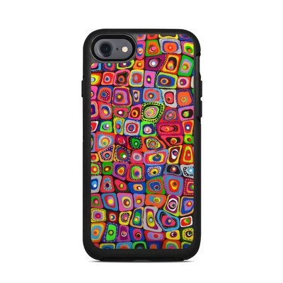 OtterBox Symmetry iPhone 7 Case Skin - Square Dancing