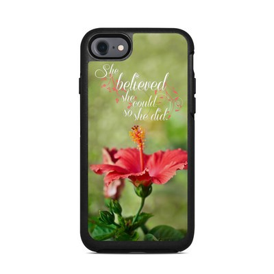 OtterBox Symmetry iPhone 7 Case Skin - She Believed