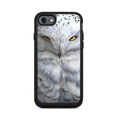 OtterBox Symmetry iPhone 7 Case Skin - Snowy Owl