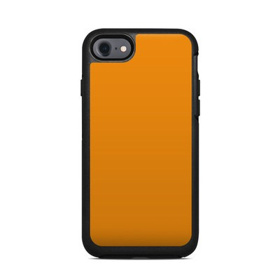 OtterBox Symmetry iPhone 7 Case Skin - Solid State Orange