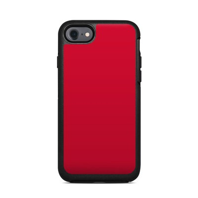 OtterBox Symmetry iPhone 7 Case Skin - Solid State Red