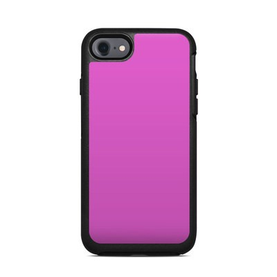 OtterBox Symmetry iPhone 7 Case Skin - Solid State Vibrant Pink