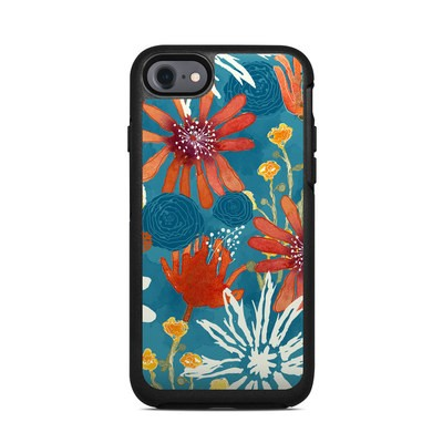 OtterBox Symmetry iPhone 7 Case Skin - Sunbaked Blooms