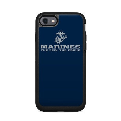 OtterBox Symmetry iPhone 7 Case Skin - USMC Blue