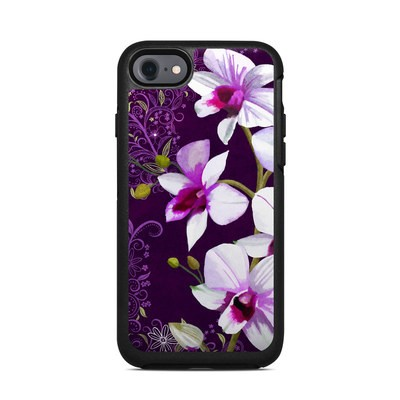 OtterBox Symmetry iPhone 7 Case Skin - Violet Worlds