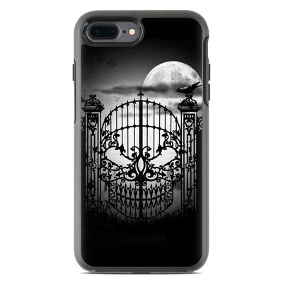 OtterBox Symmetry iPhone 7 Plus Case Skin - Abandon Hope