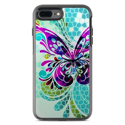 OtterBox Symmetry iPhone 7 Plus Case Skin - Butterfly Glass