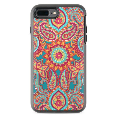 OtterBox Symmetry iPhone 7 Plus Case Skin - Carnival Paisley