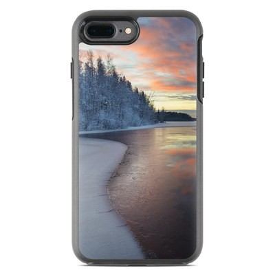 OtterBox Symmetry iPhone 7 Plus Case Skin - Evening Snow